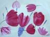 005 Tulpen,140x100 cm , Ch.Maluck