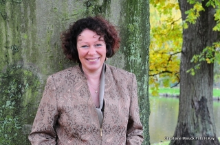 Christiane Maluck, Foto von Heiderose M. Kay