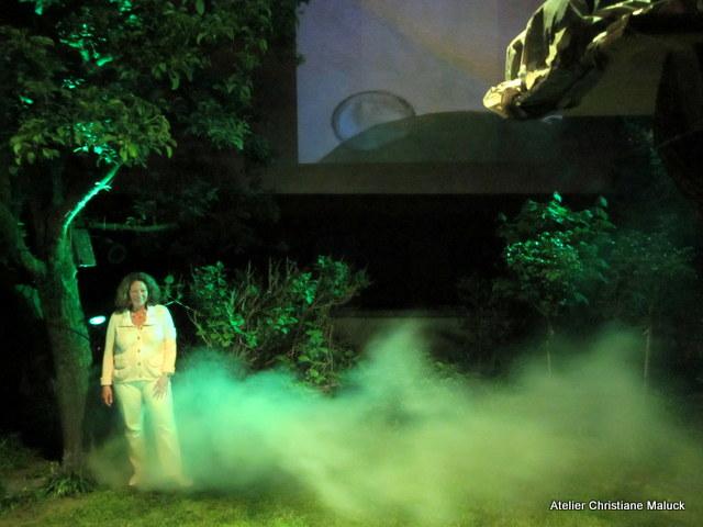 002 Ateliergarten wird zur Einheit von Kunst und Natur