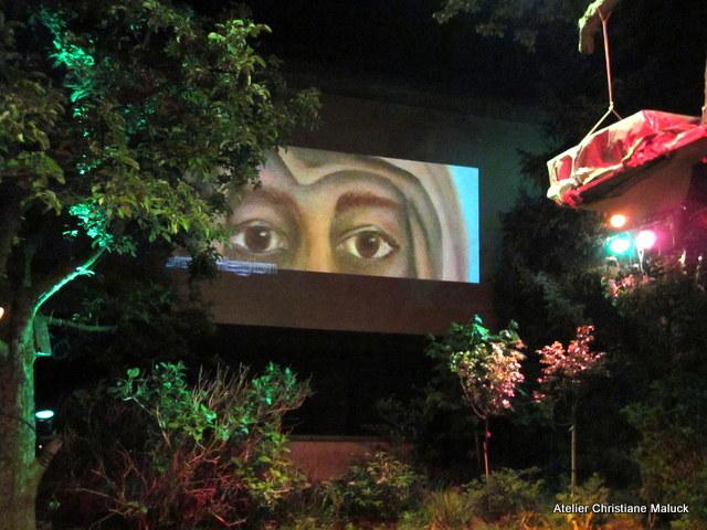 013 Kunst-Projektionen von Christiane Maluck