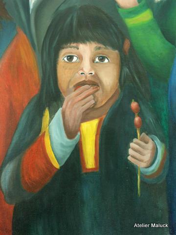 Detail von Kinder dieser Welt