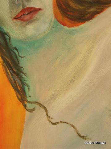 Detail, sehr sonnig