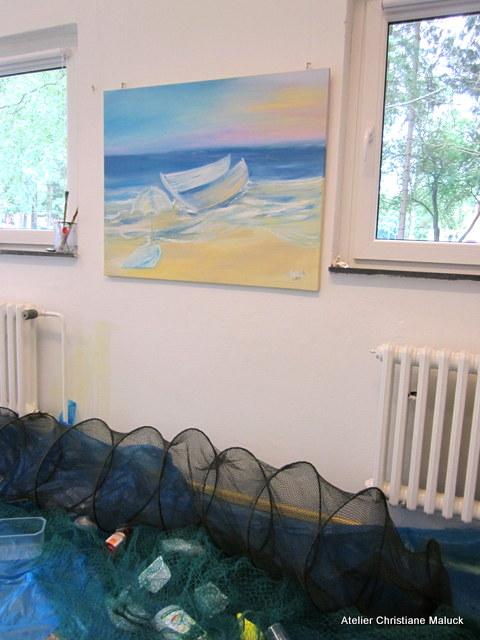004 Plastikmeer Reusen mit Plastikmüll von Ch.Maluck