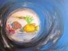 010 Plastikmeer, Christiane Maluck Bilder mit Lawa gemalt