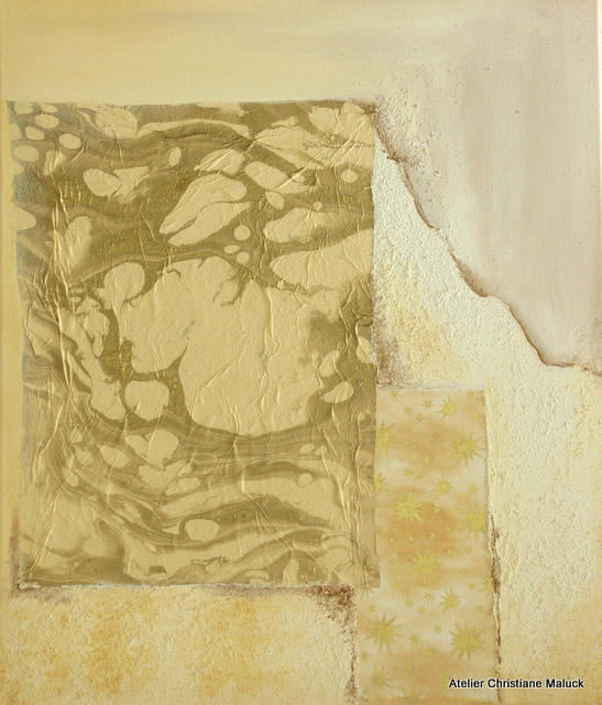 014 goldener Herbst, 60x70 cm